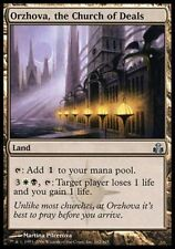 4X Orzhova, the Church of Deals - MP - Guildpact MTG Magic Land Uncommon