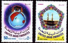 EUA 1994 ** mi.443/44 pèlerinage pilgrimage to Mecca