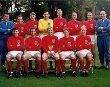 Inghilterra 1966 Coppa Del Mondo Trofeo Vincitori 10x8 Foto