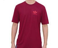 Adidas Men's New Logo Skateboarding T-Shirt X33889 Mens size S, M, L available