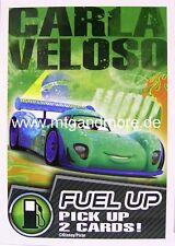 Cars 2 tcg-carla veloso-fuel up