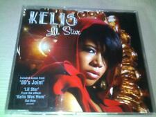 KELIS - LIL STAR - R&B CD SINGLE