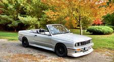 BMW  E30 3 Series 1987-1993 soft top convertible,car hood