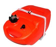 25 liter Kraftstofftank mit Anzeige und Gurtbefestigung Bootstank Benzintank