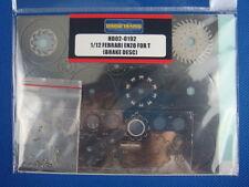 HOBBY DESIGN HD02-0192 1/12 ENZO Brake Desc For TAMIYA 12047