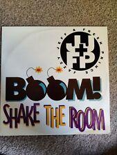 "Jazzy Jeff & Fresh Prince - Boom! Shake The Room 12"" Vinyl 1993"
