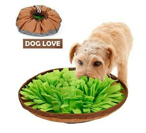 Dog Snuffle Mat ♤ORIGINAL♤ Nosework Play Sniffing Training Pet Pad Washable