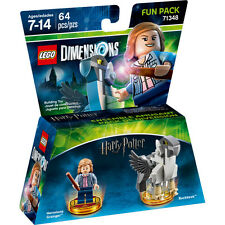 LEGO Dimensions, LEGO Harry Potter Fun Pack Hermione Granger Set 71348 NEW