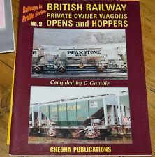 More details for railways in profile #9  british railway private owner opens & hoppers g gamble