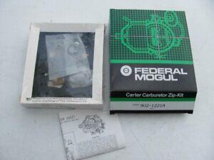 Carter 902-1221A Carburetor Rebuild Kit 1972-75 Chevrolet GMC Rochester 4MV 4MC