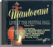 Mantovani - Live At The Festival Hall Vol 1 - New 1990s European CD!