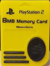 8MB Memory Card - Playstation 2 PS2