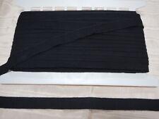 Cotton Black Tape 20mm x 60mts