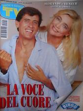 TV Sorrisi e Canzoni n°45 1995 Beverly Hills 90210 Jennie Garth [D8]