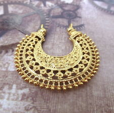 8 pcs - Gold Chandelier Earring Component, connector, pendant
