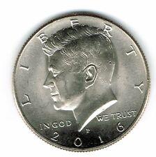 2016-P Brilliant Uncirculated Copper-Nickel Clad Copper Strike Half Dollar Coin!
