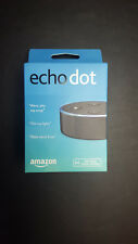 Amazon Echo Dot (2nd Generation)  Smart Assistant Speaker - Black - UNOPENED BOX
