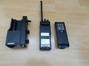 2m BOS FuG 11 b Motorola plus Wetech WTC 610E plus Akku neu