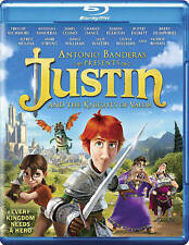 Justin and the Knights of Valor (Blu-ray Disc, 2014)