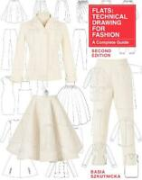 Technical Drawing for Fashion, second edition: A, Szkutnicka, Basia, New