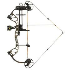 New Bear Archery Royale RTH Package RH 50# True Timber Strata