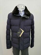 Piumino da Uomo Montecore Blu 2720CX114P Cappotto Casual Invernale € ̶7̶0̶5̶