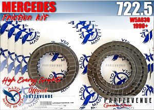 GEARBOX OVERHAUL REPAIR KIT MERCEDES 722.5 FRICTION PLATE KIT FROM 1990 +