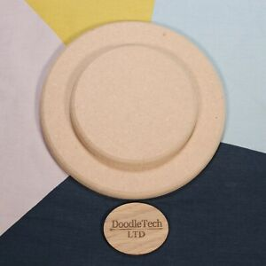 Circle Rounded Edge 12mm, 18mm, Thick MDF 100mm - 600mm Diameter, Shapes, Wood