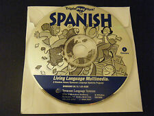 Triple Play Plus! Spanish Software (PC, 1997) - Disc Only!!!