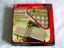 ZBOARD Keyset Interface for use with Sid Meier's Civilization III 3