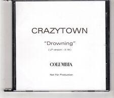 (HI476) Crazytown, Drowning - DJ CD