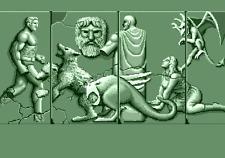 Altered Beast - Sega Genesis Game Only