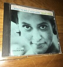 I Want To Hold Your Hand Grant Green CD Blue Note