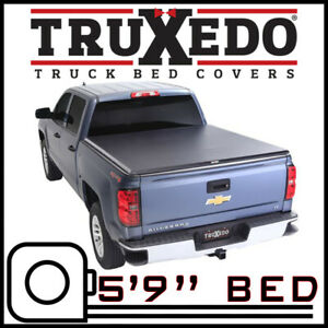 """TruXedo TruXport Tonneau Cover for 2014-2019 Sierra 1500 LIMITED w/ 5' 9"""" BED"""