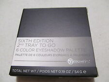 SIXTH 6TH EDITION 2ND TRAY TO GO 6-color eyeshadow palette BH Cosmetics makeup