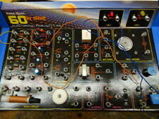 Vintage Science Fair Electronics Project Lab Radio Shack 1980's 60 In One