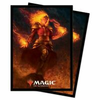 Ultra Pro Magic the Gathering: Core 2021 Chandra Deck Protector Sleeves (100ct)
