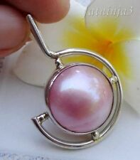 Pearl Sterling Silver Handcrafted Necklaces & Pendants