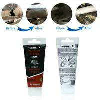 Car Exhaust System Pipe Repair Kit High Temperature 1100C-Cement-Sealant.