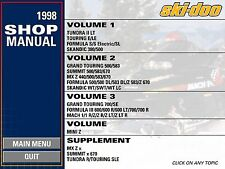 s l225 repair manuals & literature for ski doo ebay 1991 Ski-Doo Mach 1 Parts at beritabola.co