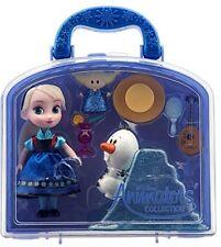 Disney Animators Collection Elsa Mini Doll Play Set 5 Inch