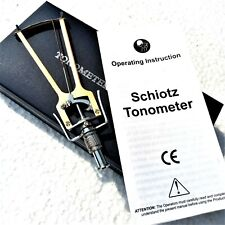 New Tonometer Schiotz Type Ophthalmology with Free Shipping Worldwide Optometry