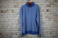 Orvis Blue Jumper size L