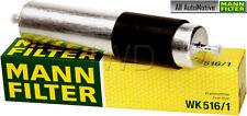 Fuel Filter fits BMW M3 Z3 325i 325Ci 540i 740i 840i  MANN WK516/1 13321740985