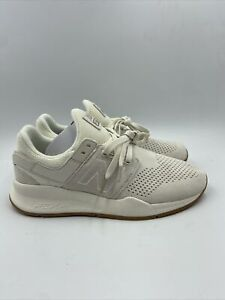 New Balance Womens White Sneakers Size 8 M , 204