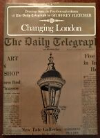 CHANGING LONDON : GEOFFREY FLETCHER : Drawings from the Peterborough Column: D.T