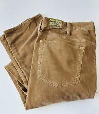 Polo Ralph Lauren Mens Varick Slim Straight Corduroy Pants Khaki Sz 38x34 - NWT