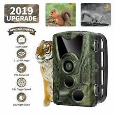 16MP 1080P HD Hunting Trail Camera 20M PIR Wildlife Scouting Night Vision IP65