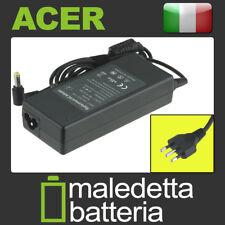 Alimentatore 19V 4,74A 90W per Acer Aspire 7730G