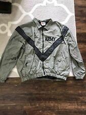 VTG US ARMY USAF JACKET FLIGHT LARGE MEN MILITARY BOMBER 90S SUMMER FLYERS